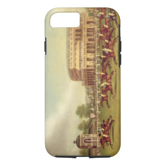 The Doncaster St. Leger of 1812 - The Finish (afte iPhone 7 Case
