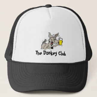 The Donkey Club Trucker Hat