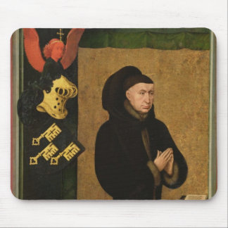 The Donor, Chancellor Nicholas Rolin Mouse Pad