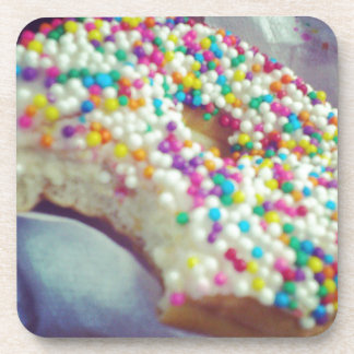 The Donut collection Beverage Coasters
