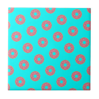 The Donut Pattern I Tile
