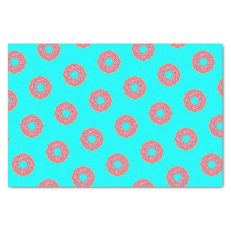 The Donut Pattern I Tissue Paper