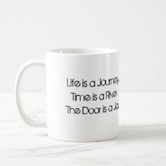 The Door is a Jar Coffee Mug