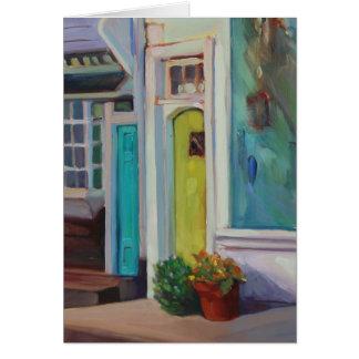 The Door Next Door Card
