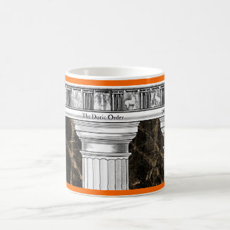 The Doric Order mug