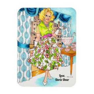 The Doris Dear color magnet! Magnet