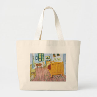 The dormitory in Arles Large Tote Bag