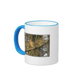 The Dovey Doves ♥ Ringer Mug