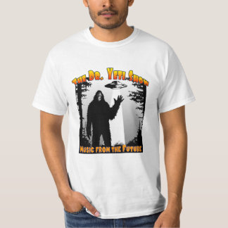 The Dr. Yeti Show T-shirt