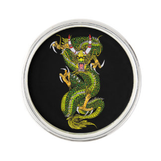 THE DRAGON LAPEL PIN