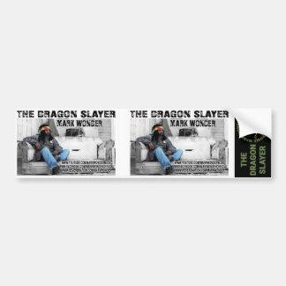 The Dragon Slayer MWM Bumper Sticker
