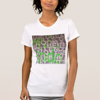 THE DREA Graffiti Designer NYC LTD OOAK T Shirt