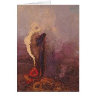 The Dream, 1904 Card