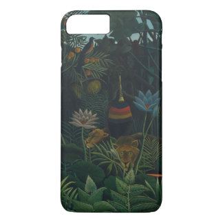 The Dream by Henri Rousseau, Vintage Impressionism iPhone 8 Plus/7 Plus Case