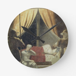 The Dream of Constantine, from The Legend of the T Wallclocks