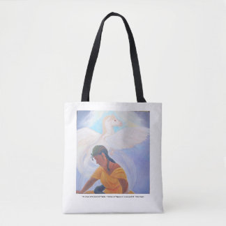 The Dream of the Doomed Priestess - Medusa Tote Bag