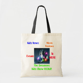 The Dreamers Kids Show Tote