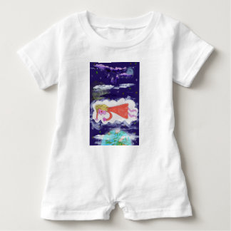 The Dreaming Child Baby Romper