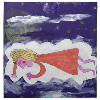 The Dreaming Child Napkin