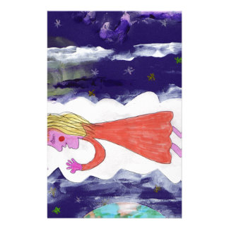 The Dreaming Child Stationery