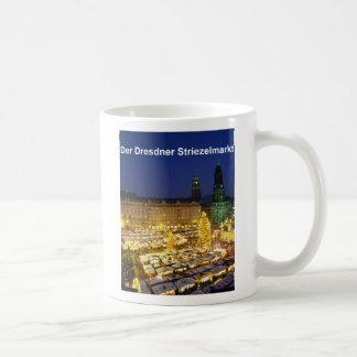 The Dresden Striezelmarkt Coffee Mug