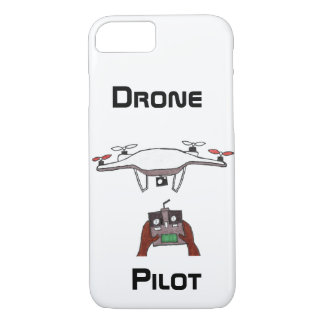 The drone pilot Iphone phone case