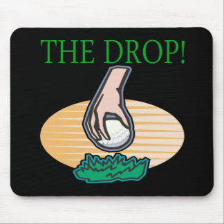 The Drop Mouse Pad