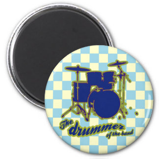 the drummer ~ music magnet