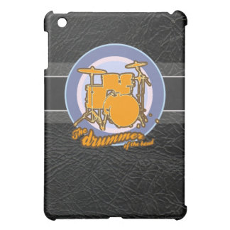 the drummer of the band case for the iPad mini