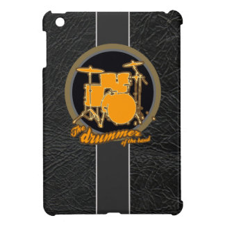 the drummer of the band iPad mini covers