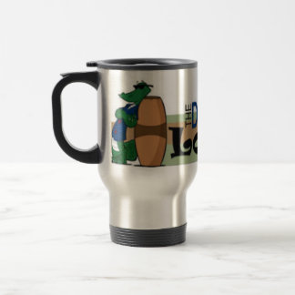 The Drummers Lounge travel mug! 15 Oz Stainless Steel Travel Mug