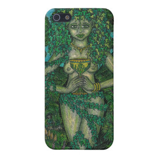 The Dryads Challace iPhone 5/5S Cover