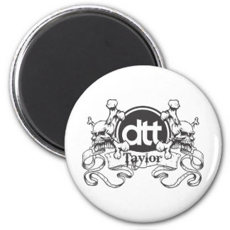 The DTT Crest Magnet