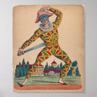 The Dualing Joker Poster
