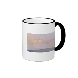 The Ducal Palace from San Giorgio, 1908 Ringer Mug