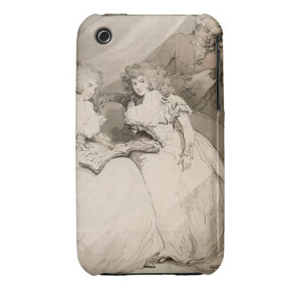 The Duchess of Devonshire and her Sister, the Coun iPhone 3 Case-Mate Case