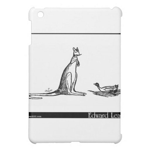 The Duck and the Kangaroo Case For The iPad Mini