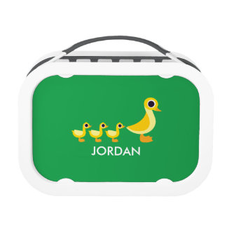 The Duck Family Lunchboxes