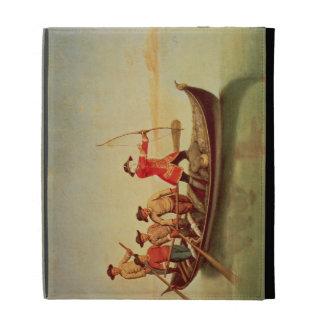 The Duck Hunt iPad Folio Covers
