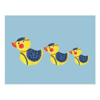 The Ducky Duck Postcard