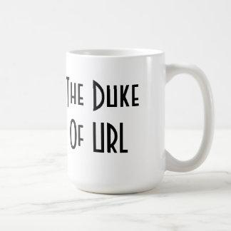 The Duke of URL Coffee Mug