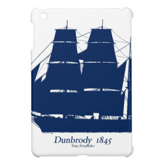 The Dunbrody 1845 by tony fernandes Case For The iPad Mini