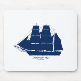The Dunbrody 1845 by tony fernandes Mouse Pad