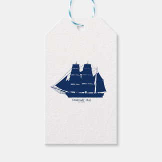 The Dunbrody 1845 by tony fernandes Pack Of Gift Tags