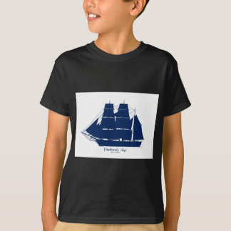 The Dunbrody 1845 by tony fernandes T-Shirt