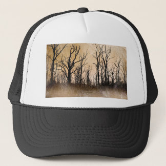 The Dying Trees Trucker Hat