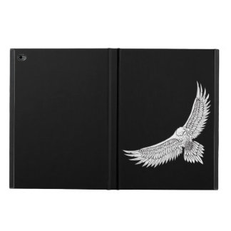The Eagle Black and White Powis iPad Air 2 Case
