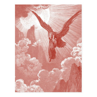 The Eagle by Gustave Dore Postcard