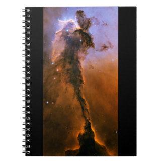 The Eagle Has Risen Stellar Spire Notebook