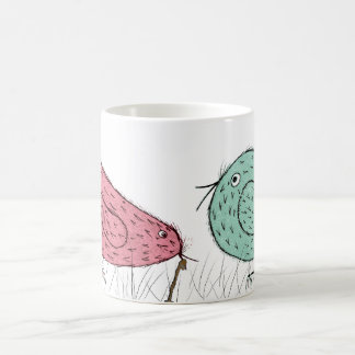 the early bird..... coffee mug